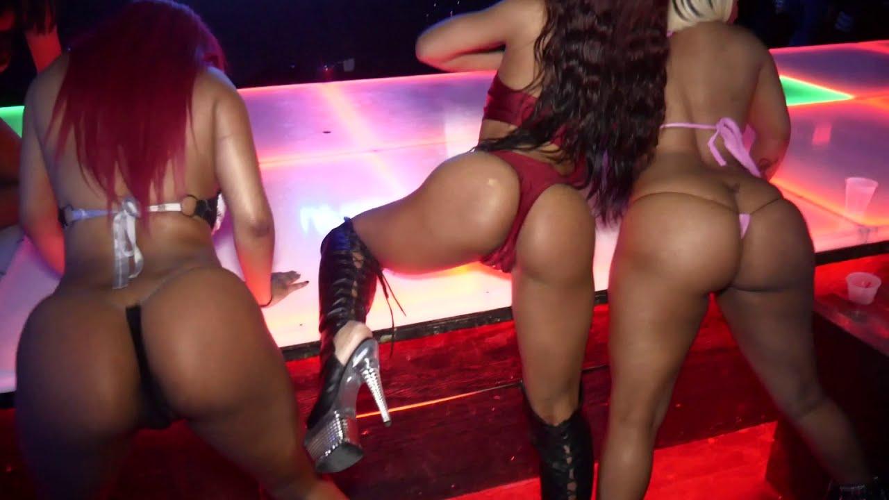 Sexy Black Girl Panties