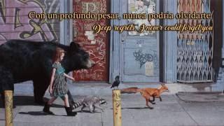 Red Hot Chili Peppers - Goodbye Angels   ESPAÑOL/INGLÉS