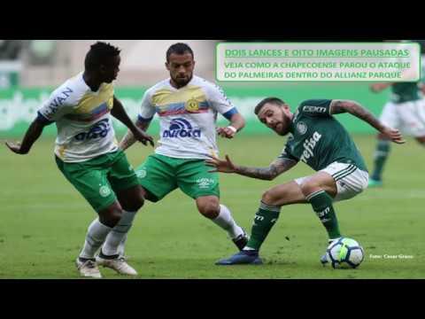 Em dois lances e oito pausas, entenda como a Chapecoense travou o Palmeiras