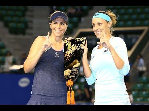 María José Martínez Sánchez and Andreja Klepac qualify for WTA Finals