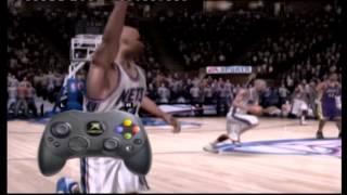 NBA Live 07 (Xbox)(Promo) Total Freestyle Control