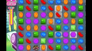 Candy Crush Saga Level 416: No booster 3 Stars