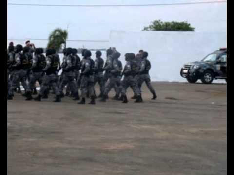 33ª INC - BEPE 2009 - Força Nacional