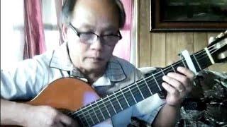 Anh Còn Nợ Em (Anh Bằng - thơ: Phan Thành Tài) - Guitar Cover by Bao Hoang