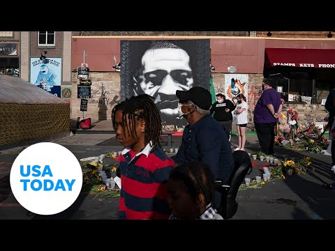 Documentary Trailer: Black community in Minneapolis, activists find peace after George Floyd