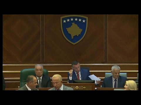 نواب كوسوفو يحلّون البرلمان والانتخابات تضع الحوار مع صربيا في مهب الريح…  - نشر قبل 18 دقيقة
