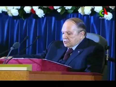 Cérémonie d'investiture au Palais des nations : Le président de la République prête serment