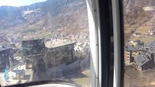 Андорра, Энкамп, hotel Guillem, горы лыжи(, 2014-03-13T04:09:39.000Z)