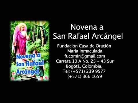 NOVENA ORIGINAL  DE SAN RAFAEL ARCÁNGEL
