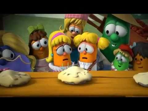 DVD Trailer: VeggieTales - Princess and the Pop Star