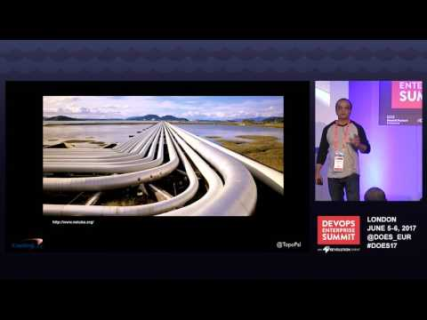 DOES17 London - DevOps at Capital One: Focusing on Pipeline