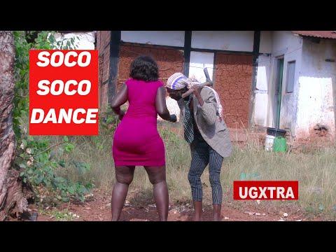 SOCO SOCO DANCE COAX & JUNIOR USHER New Ugandan Comedy 2019 HD