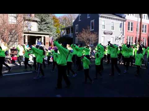 Lebanon Holiday Parade 2015