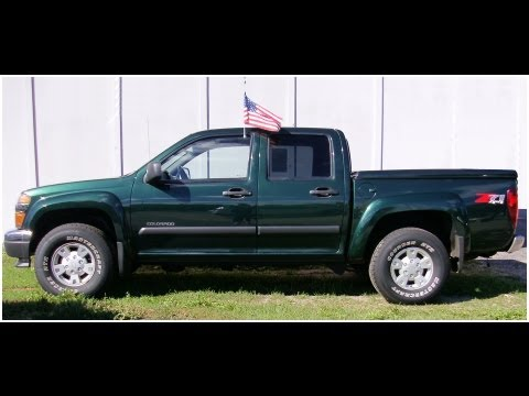 2005 chevy colorado 4x4 full review by carmart net of fergus falls youtube. Black Bedroom Furniture Sets. Home Design Ideas