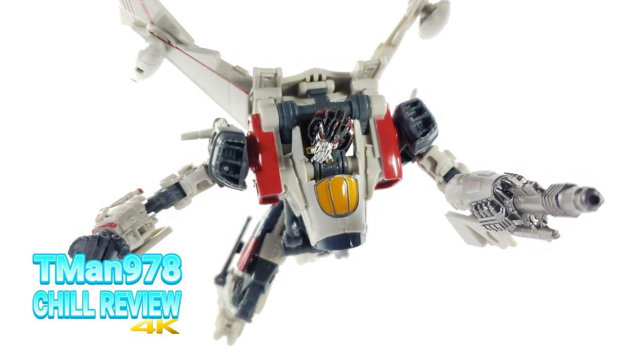 Transformers Studio Series 65 Blitzwing CHILL REVIEW