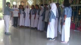 Indonesia Pusaka - Paduan suara SMPN 1 Temanggung