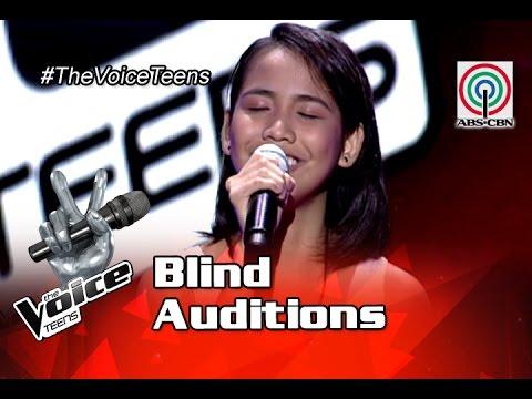 The Voice Teens Philippines: Zyra Peralta - Pangarap Na Bituin