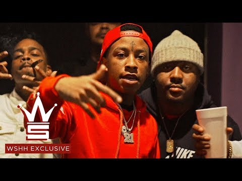 """Slaughter Gang TIP """"Looking For Me"""" Ft. BC (Prod. by Pierre Bourne) (WSHH Exclusive - Music Video)"""