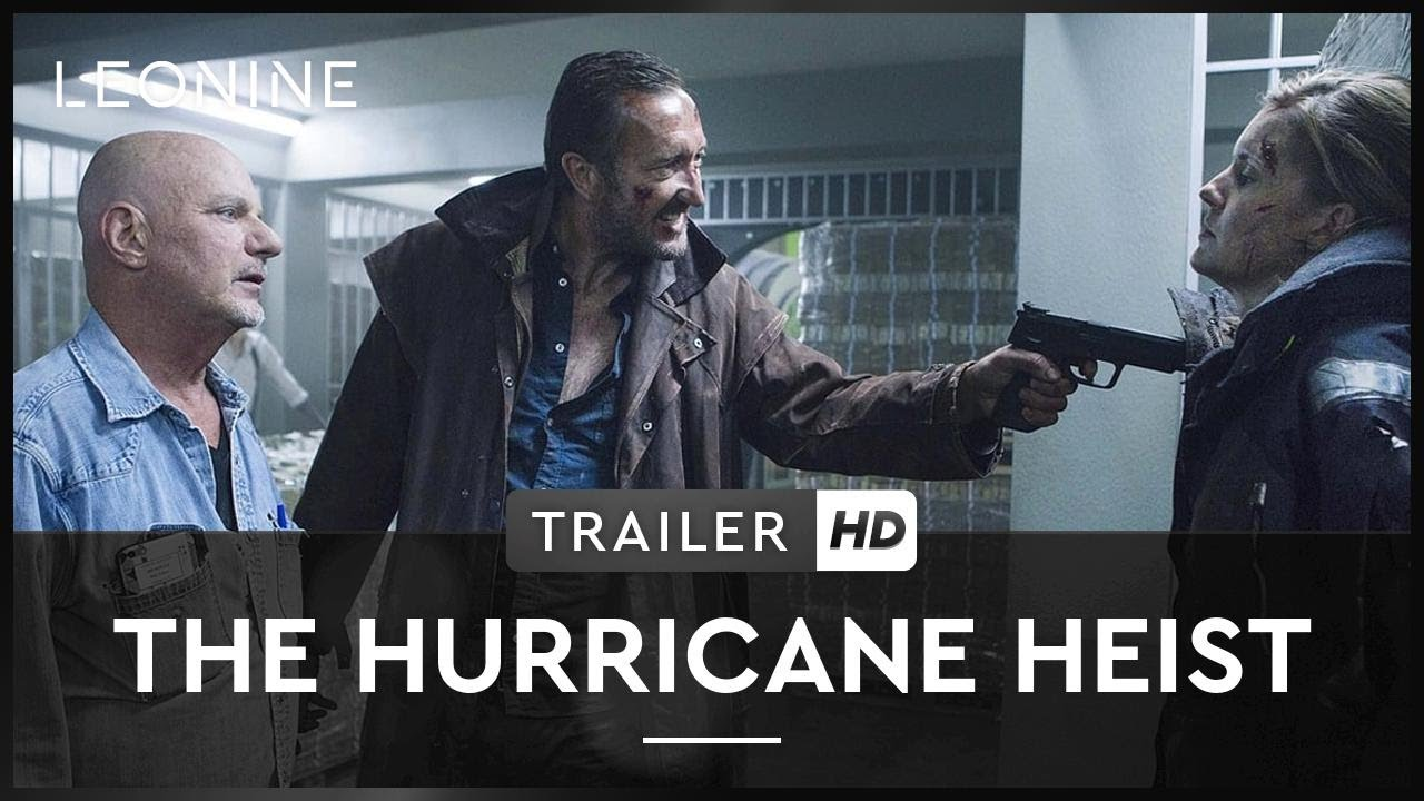 The Hurricane Heist Trailer Deutsch
