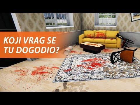 KUPIO SAM KUĆU U KOJOJ JE NETKO UBIJEN! - House Flipper (EP9)