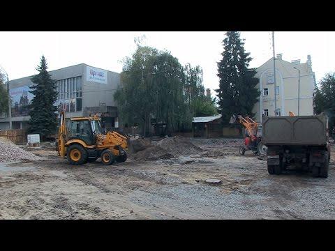 Головний архітектор Житомира розповіла, як виглядатиме сцена і фонтан на Михайлівській