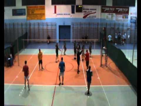 Liga Siatkówki: Chroberz - Czarnocin 3:0