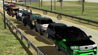 EKİPLE ZORLU OFF ROAD - CAR PARKİNG MULTİPLAYER screenshot 5