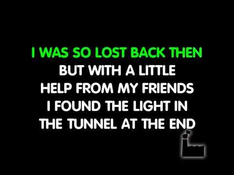 Lily Allen - Smile (karaoke)