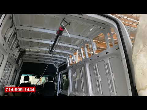 High Top Van Body Damage Repair - Видео онлайн