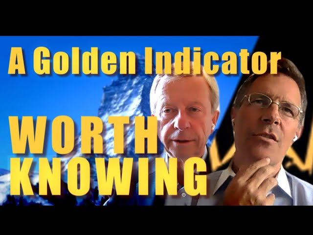 A GOLDEN INDICATOR WORTH KNOWING