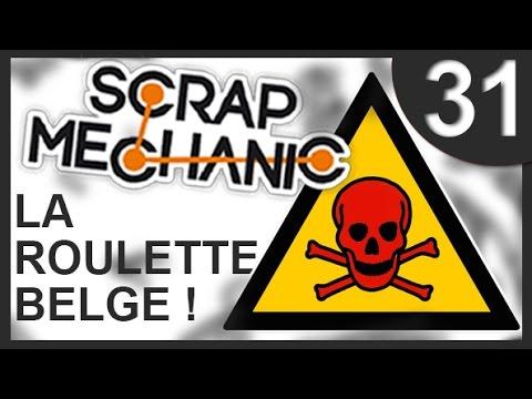 Roulette game mechanics
