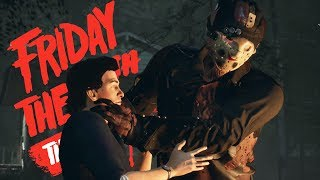 NOVO JASON ULTRA BUGADO - Friday the 13th The Game