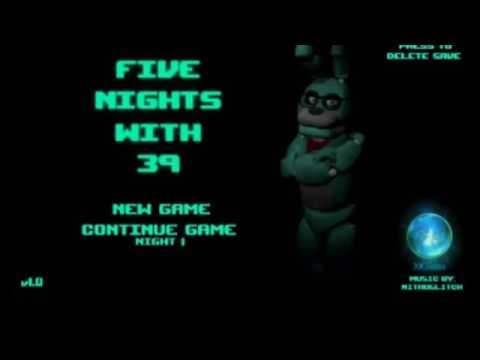 Five nights with 39 theme song