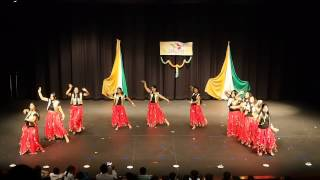 Nimbura Dola Re - Choreographed by Shuchismita