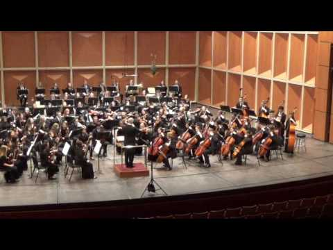 Enigma Variations, Op. 36 - MYSO (May 2017)