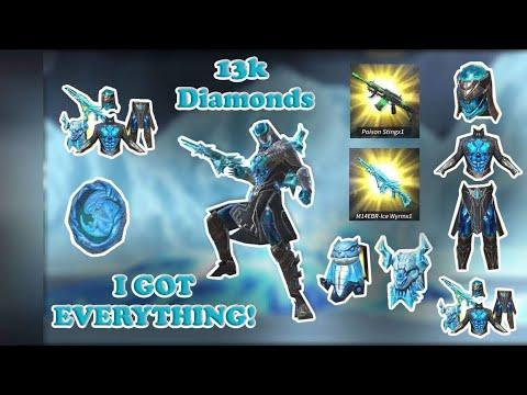 SPENDING DIAMONDS UNTIL