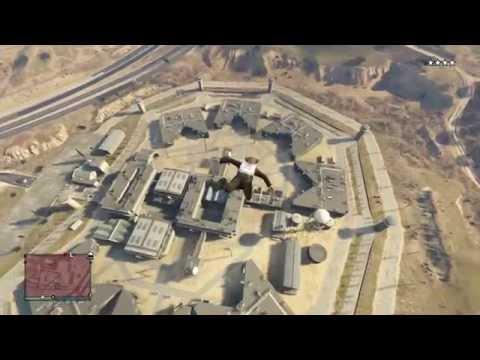 LA HUIDA - GTA V Mods #3 | ESCAPAR DE LA CARCEL | GTA 5 ...