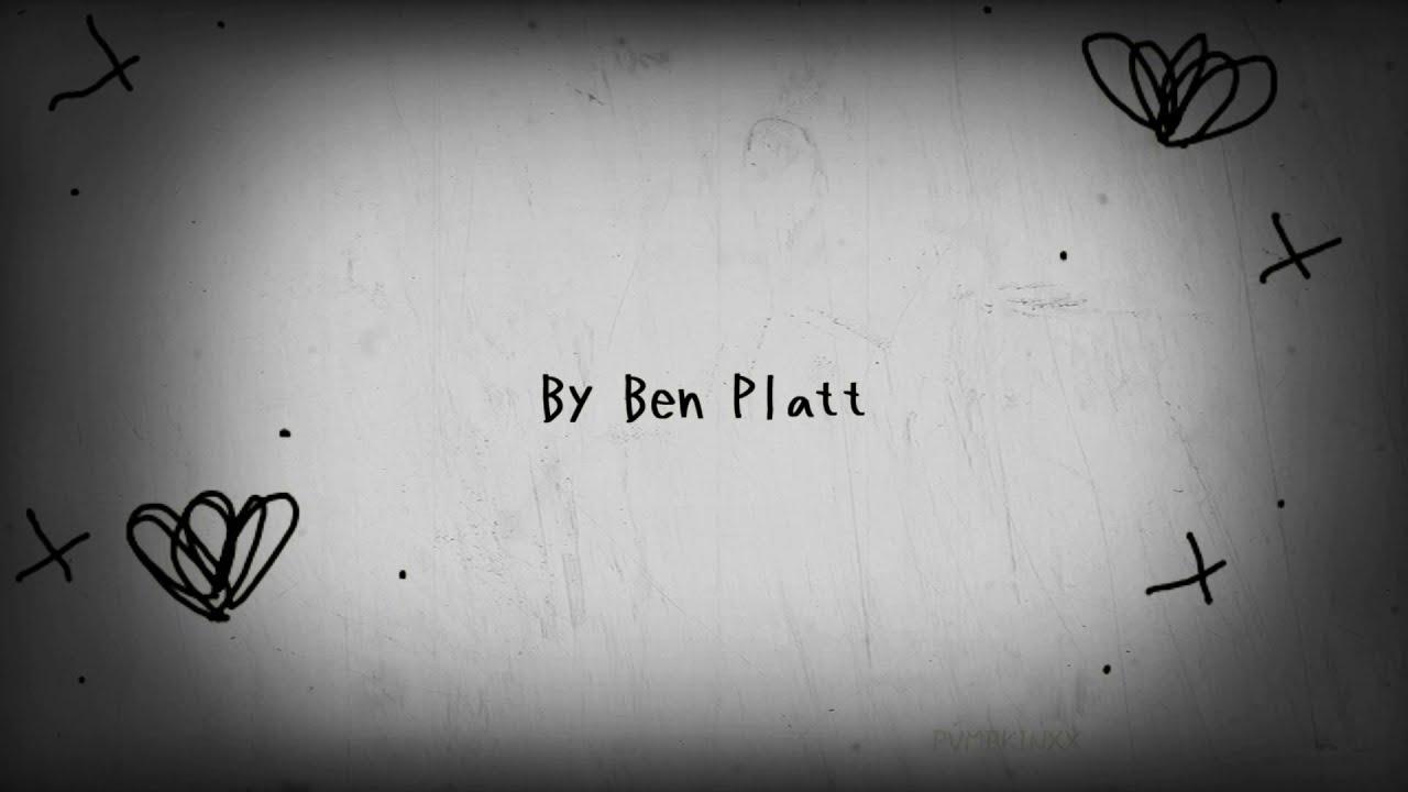 Grow As We Go Ben Platt Lyrics Youtube Print and download grow as we go sheet music by ben platt. youtube