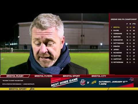 Bristol Sport TV - Blockbuster December signs off 2017