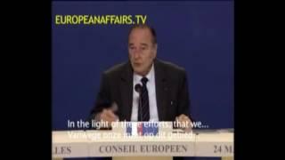 Jacques Chirac répond à Macron sur la langue française