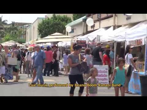 Kakaako Farmers' Market