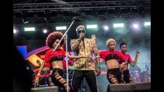 Kenny Desmangles K-NIWAY Live @ Ayiti Mizik Festival 5 jan 2019