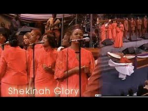 """The Place"" Shekinah Glory Ministry lyrics"