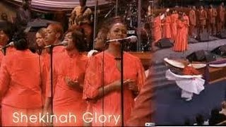 """The Place"" Shekinah Glory Ministry lyrics"