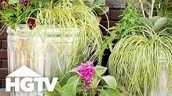 DIY Container Garden on Wheels - HGTV