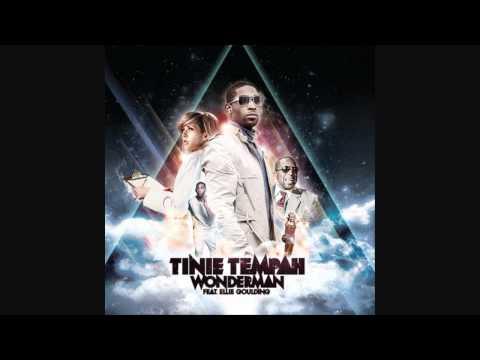 Tinie Tempah feat Ellie Goulding - Wonderman (Bare Noize Remix)