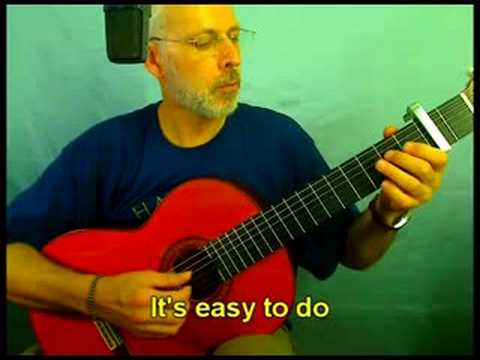 Have You Ever Seen The Rain Guitar Chords Tutorial Youtube