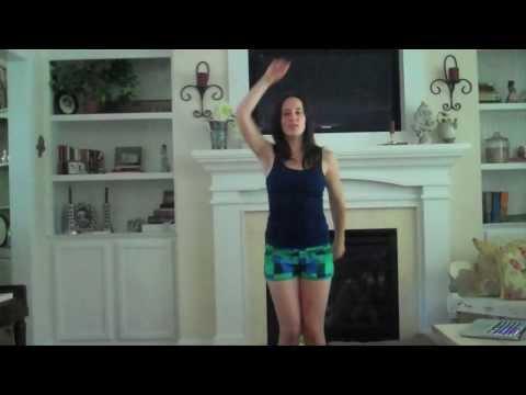 """Surf's Up"" Dance Tutorial (Teen Beach Movie)"