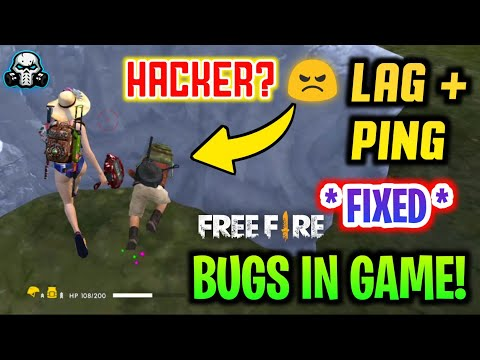 HOW TO SOLVE LAG + PING PROBLEM IN GARENA FREEFIRE 😡 [RIP AIM + GLOO WALL BUG + LOOT PROBLEM ETC.]