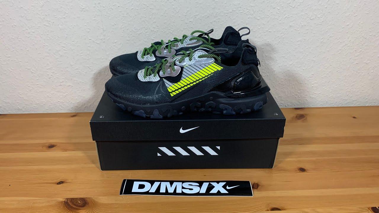 Nike React Vision PRM 3M™ CU1463-001 (2020)